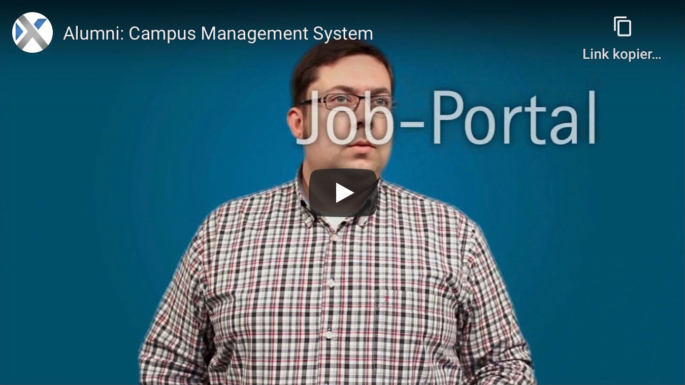 Alumni: Campus Management System